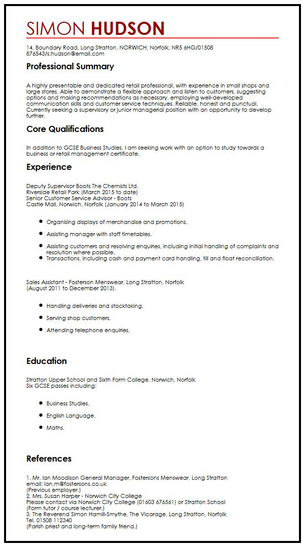 How To Write A Perfect Resume And Cover Letter Kickresume Perfect Resume And Cover Letter Are Just A Cv Sample References