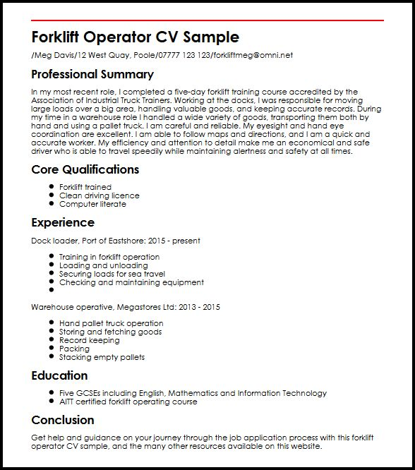 Resume Examples for Every Industry and Job  MyPerfectResume