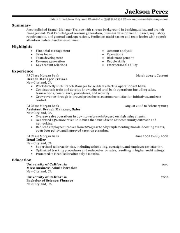 management trainee resumes - Eczasolinf - enterprise management trainee resume
