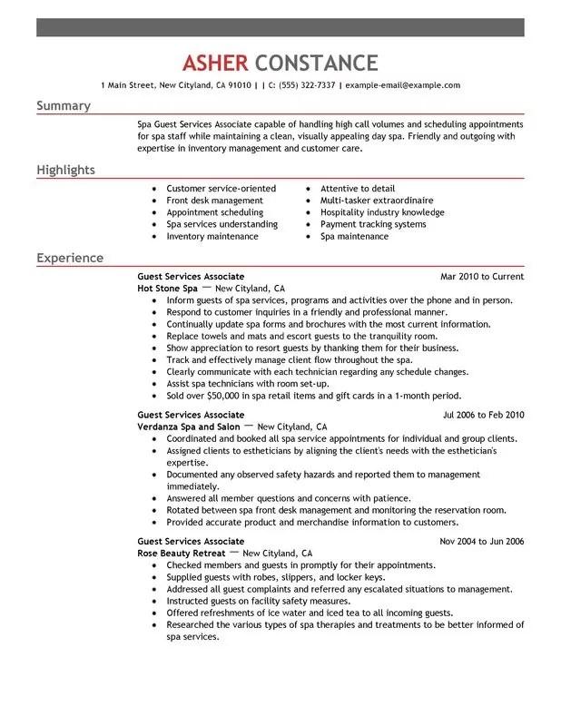 client service associate resumes - Onwebioinnovate