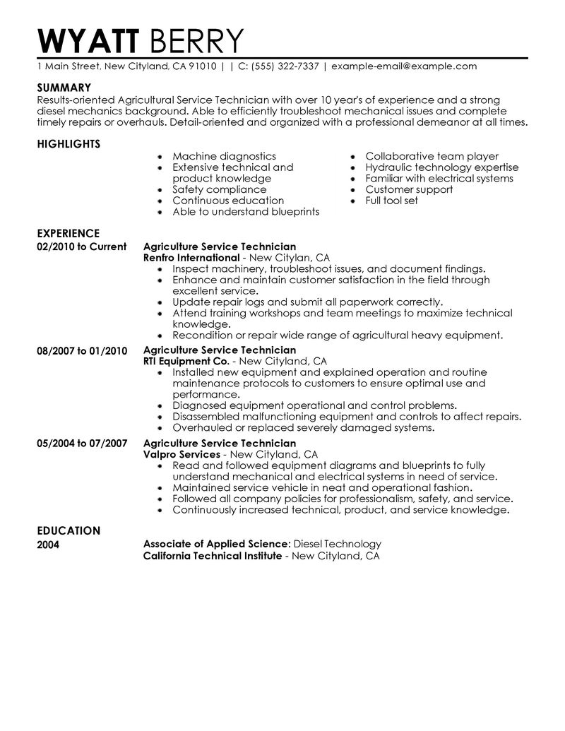 resume writing services kamloops