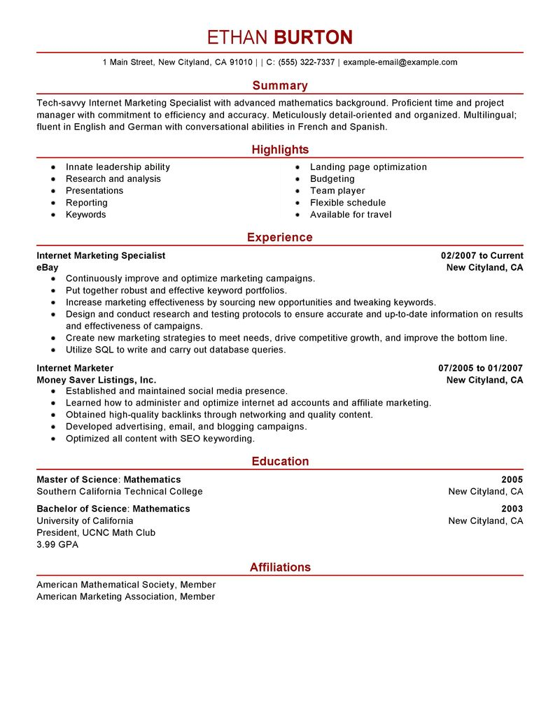 perfect resume example pdf sample customer service resume perfect resume example pdf pdf resume examples adobe acrobat resume resource online marketer and social media