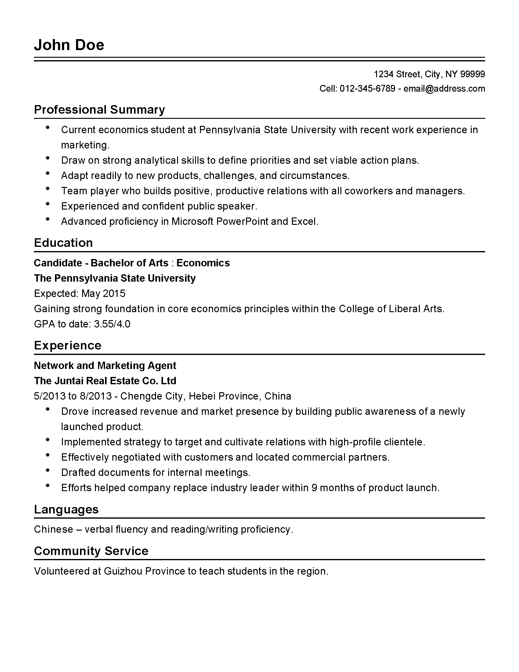 How to Write a Lab Report Cherry Lake Publishing resume treasury