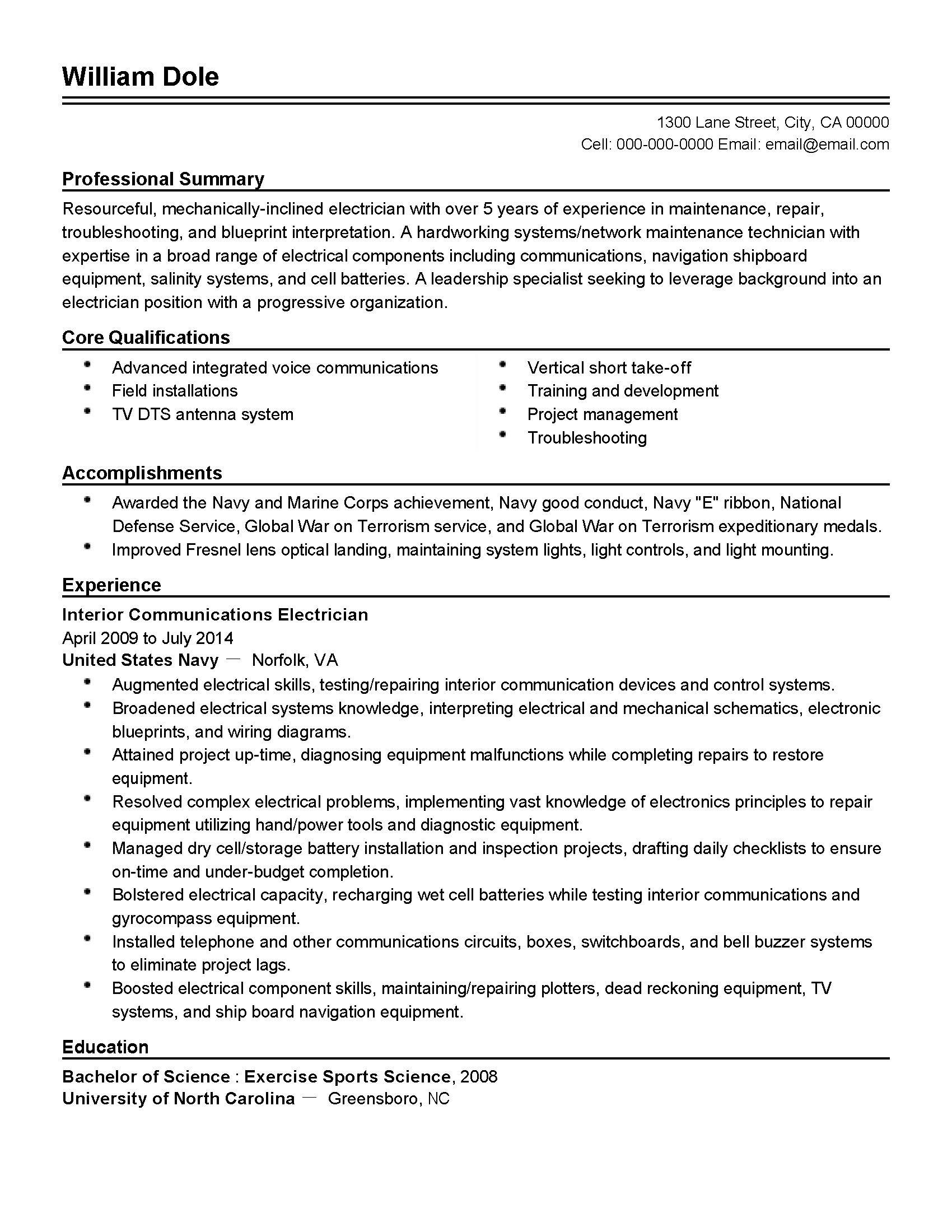 light technician sample resume industrial mechanic sample resume eb2b