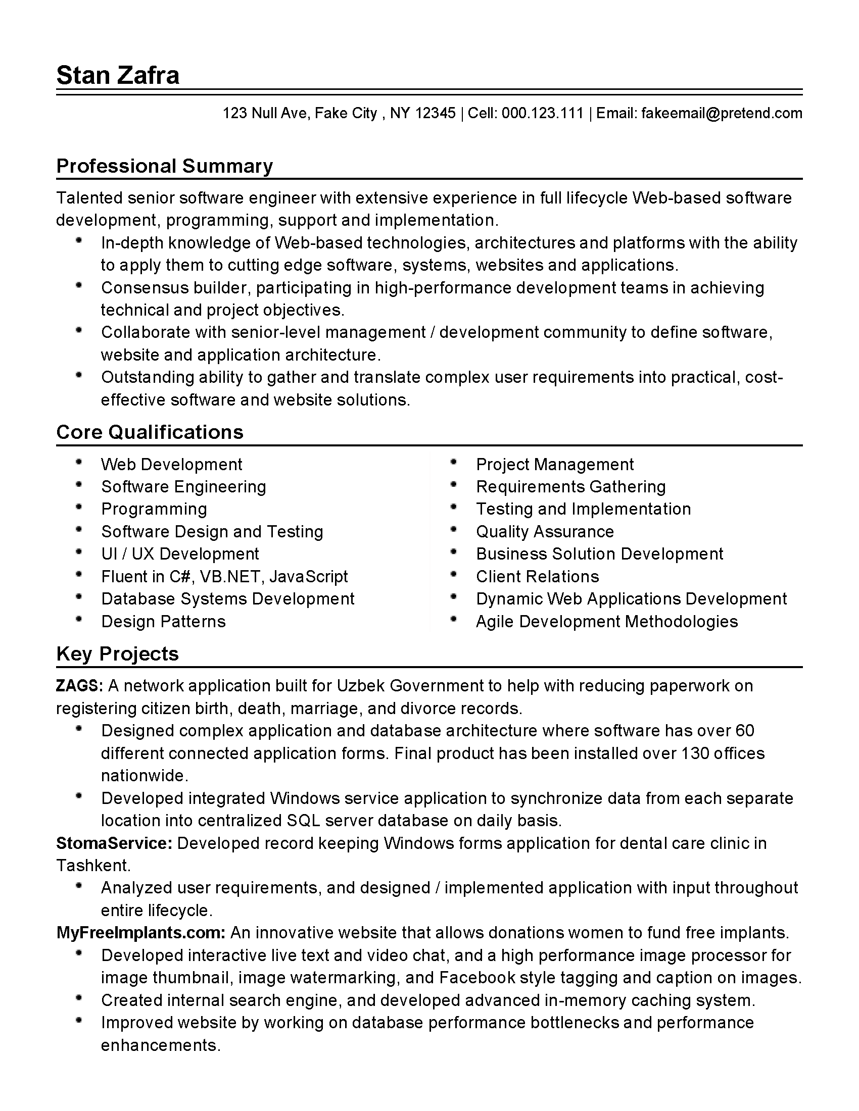 resume improved best ats resume resume