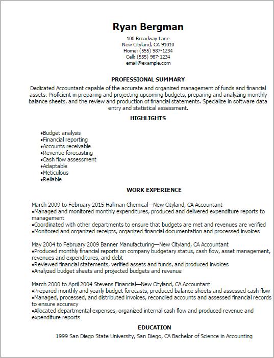 cpa designation resume professional resumes example online