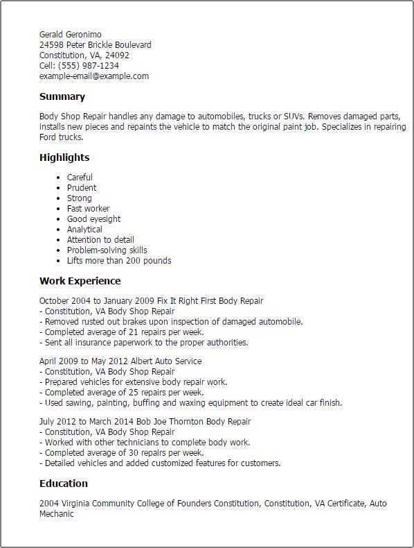 shop assistant description