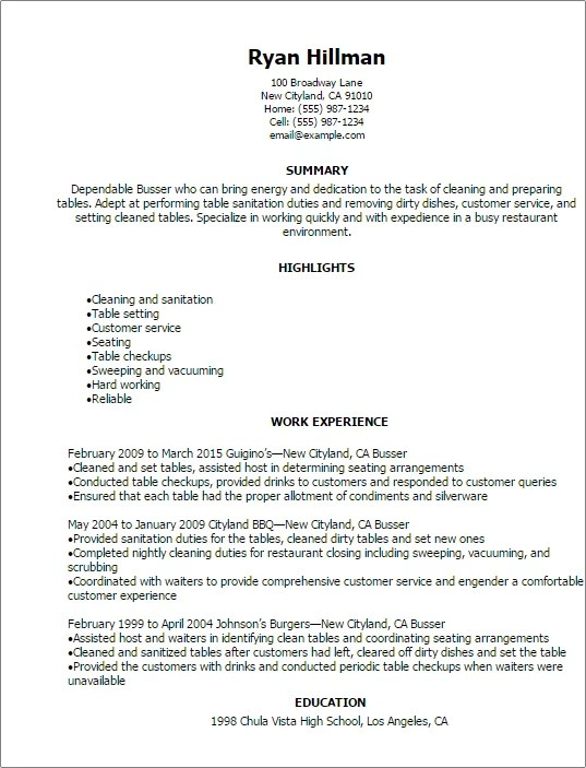 Dishwasher Job Description Resume Reentrycorps Dishwasher Resume