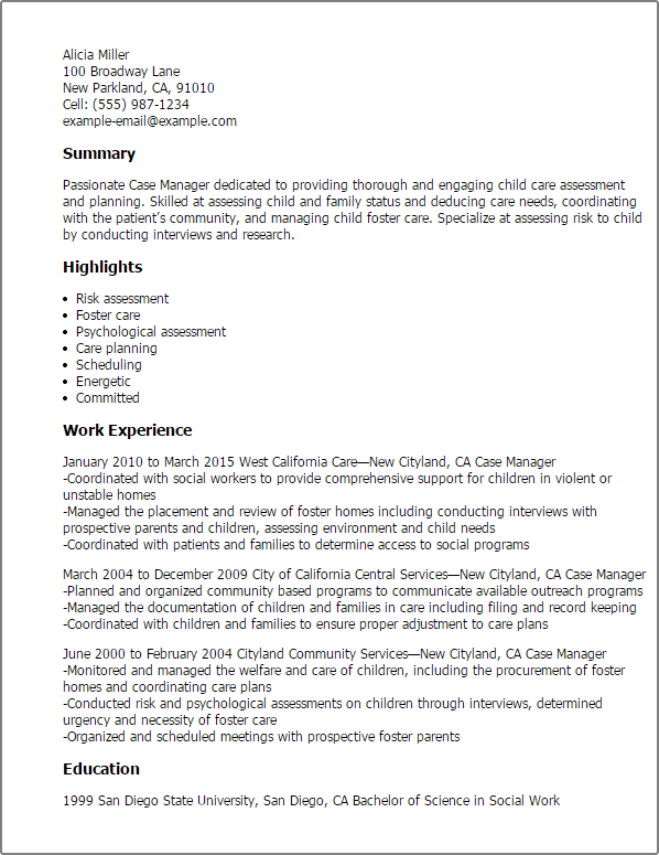 Nurse Manager Resume | Example Of Cover Letter For Job Application Uk