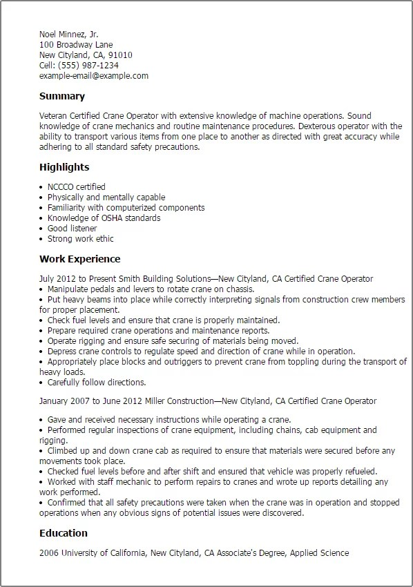 Sample Resume For Boiler Engineer Professional resumes example