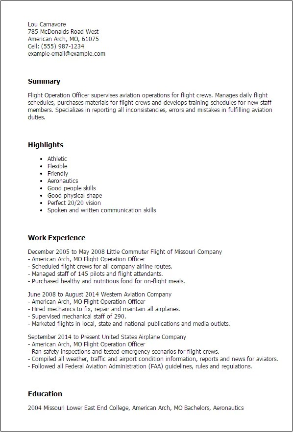 resume with little work experience sample