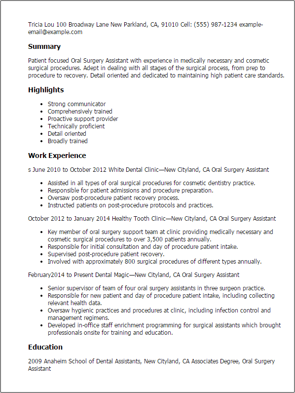 Sample Resume For Surgery Nurse   Cover Letter Uk Unknown ...