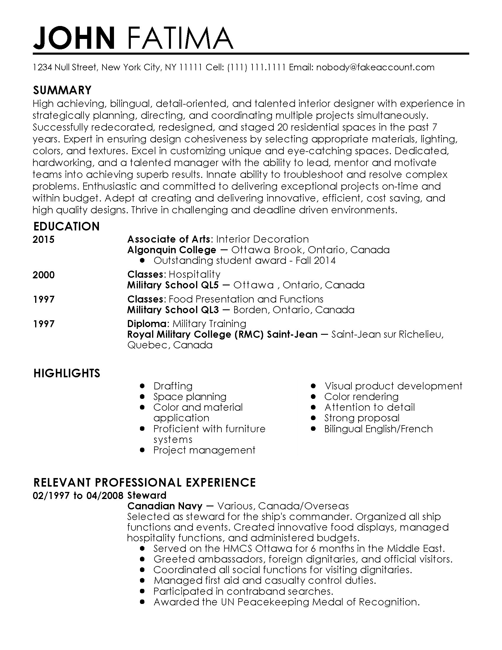 Professional Resume Help Cover Letter
