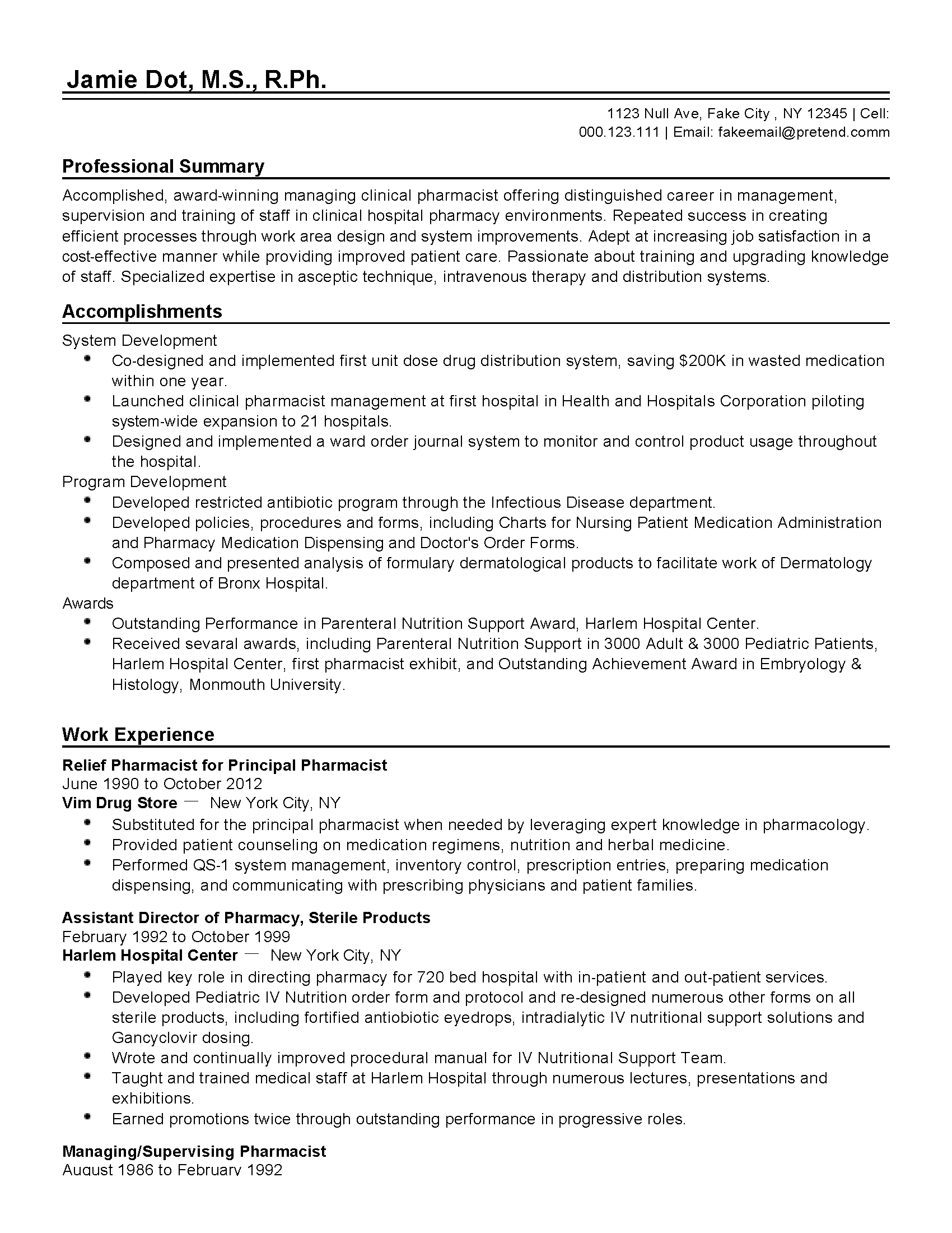 sample resume for personal assistant to ceo executive assistant professional resume for sherry denend page 1