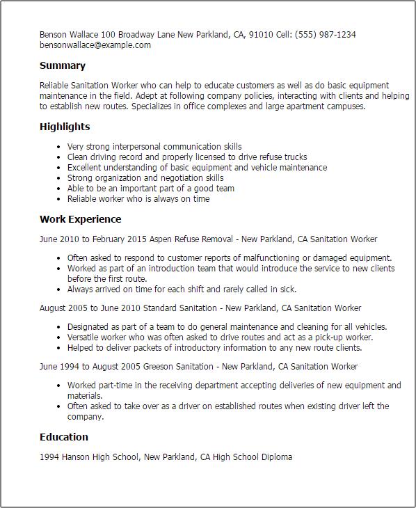 Resume For Subway | Resume CV Cover Letter