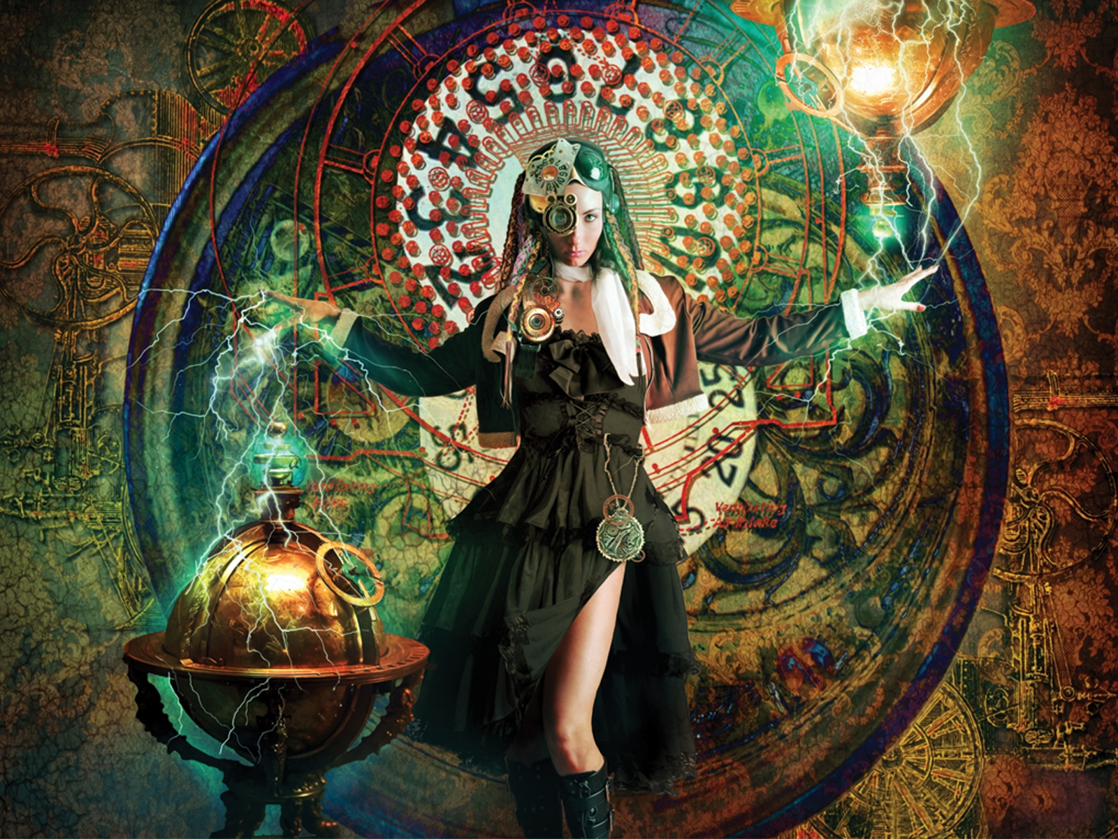 Occult Wallpapers Hd Seekers And Guides Witches Of Cyberspace Part 2 Diane