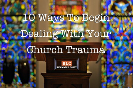 Dealing With Trauma
