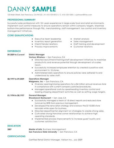 Research And Development Chef Sample Resume Research and Development