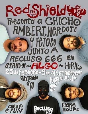 Algo Show Poster