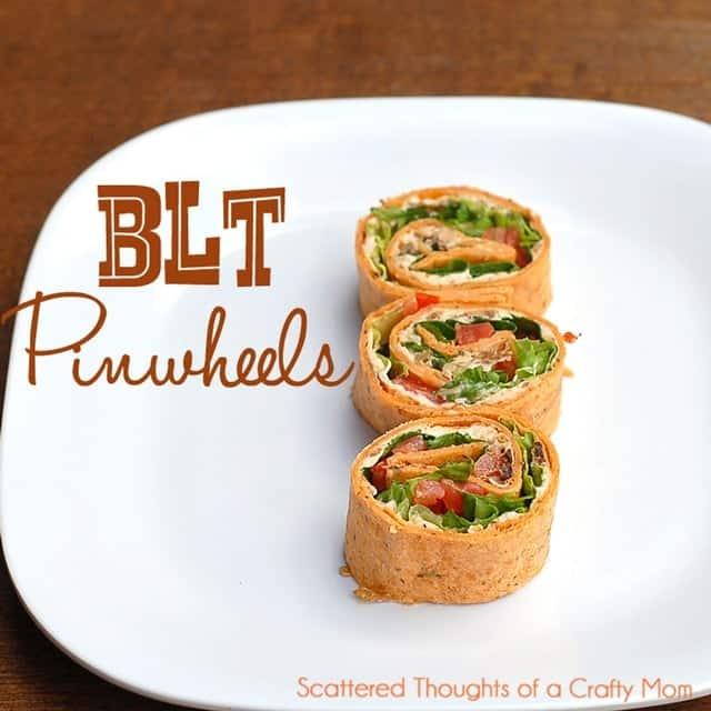 blt pinwheels