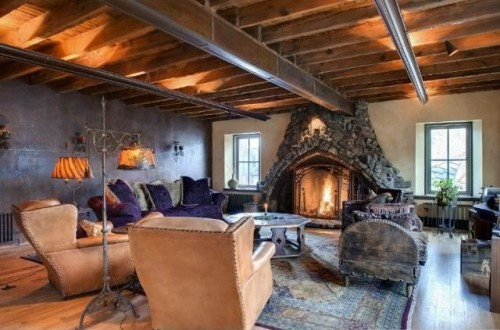 The Makings Of A Hobbit Home