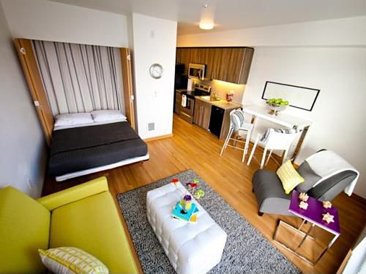Feng Shui for Your Tiny Apartment - Efficiency Apartment Design