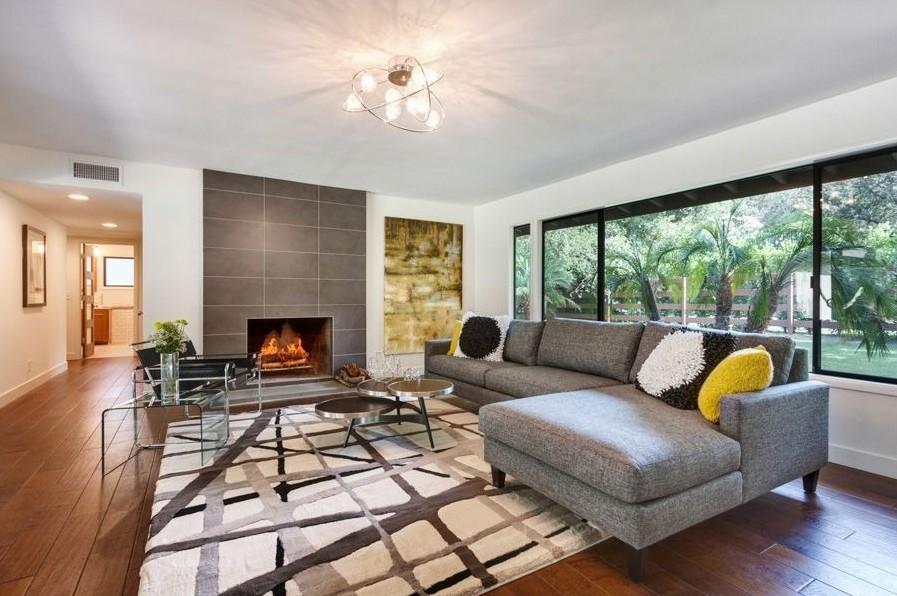 Get This Look Mid-Century Modern - mid century modern living room