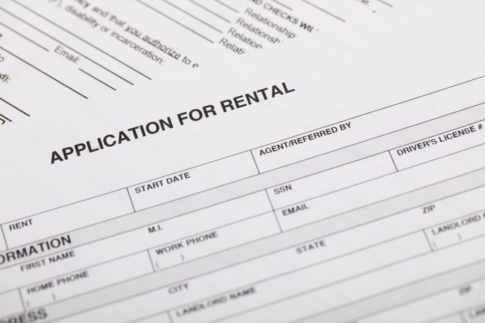 Rental Application Form Checklist What to Bring - Naked Apartments