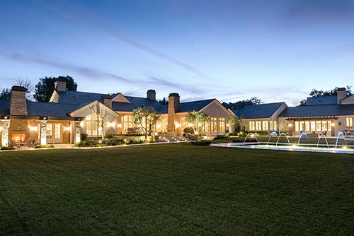 Kim And Kanye Buy 20 Million Estate