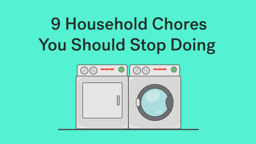 housework chores list - Baskanidai - weekly household chore list