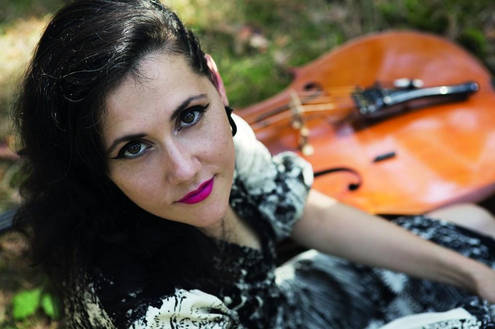 Ashia Bison Rouge_Woods Face_Press Print_ft. Nadja Bülow