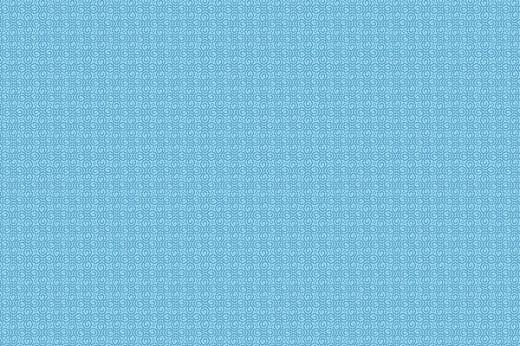 Beautiful Blue Pattern
