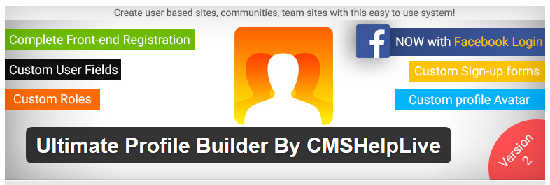 Ultimate Profile Builder By CMSHelpLive