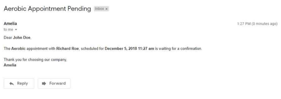 How to Write an Awesome Appointment Confirmation Email
