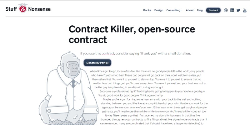 6 Useful Web Design Contract Templates You Wish You Knew About Sooner
