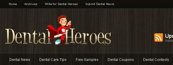 Dental Heroes - give dental information