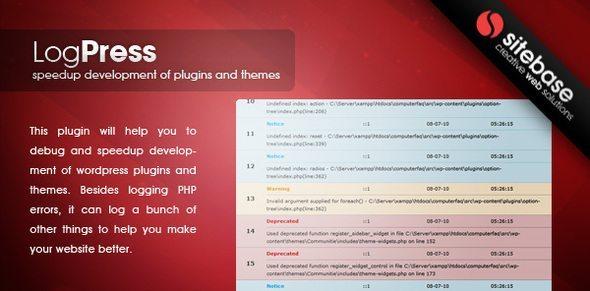LogPress WordPess