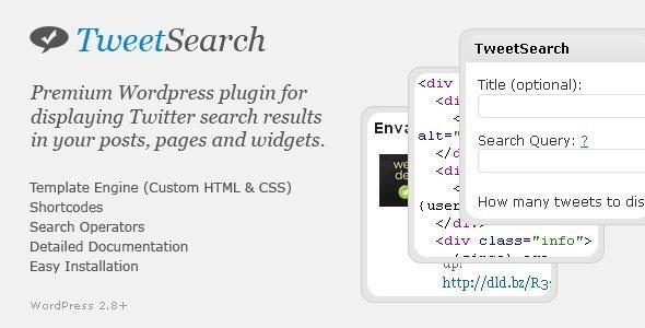 TweetSearch