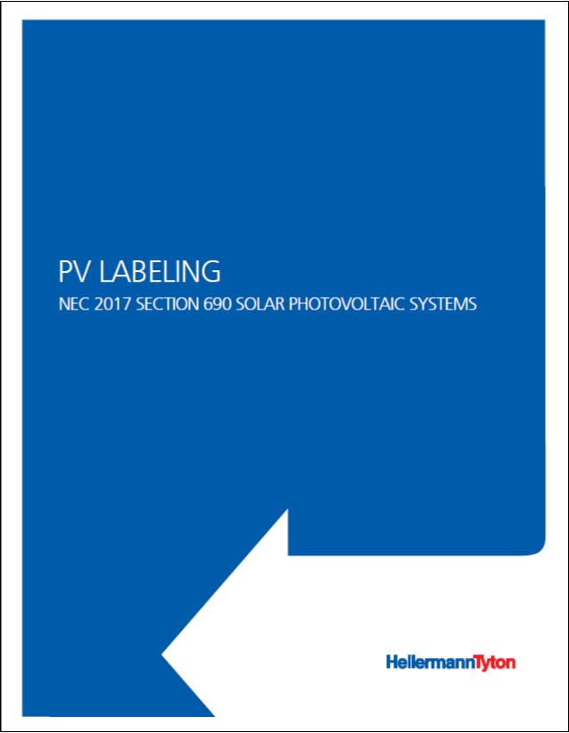Building Inspector-s Guide - NEC 690 PV Labeling Requirements - White Paper Pdf