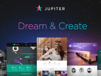 Theme Review: Jupiter