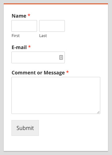 Top 6 Places to Include a Contact Form for More Leads