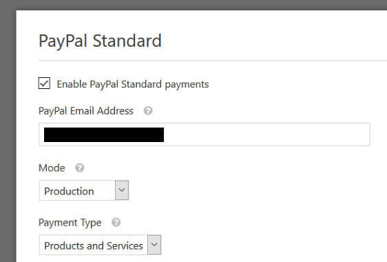 How to Automatically Send a WordPress Order Form Email Receipt - form for receipt of payment
