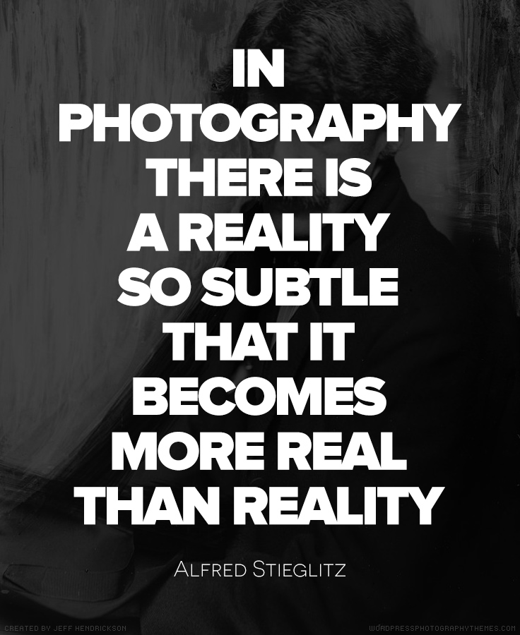10 Quotes by Famous Photographers - photography quote