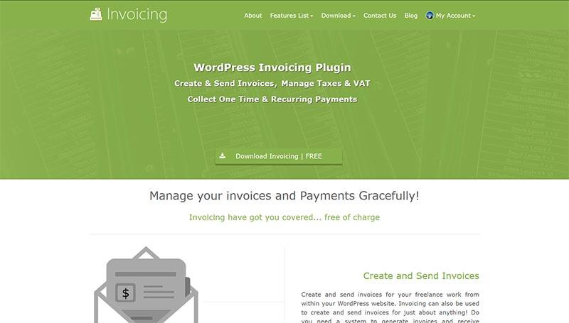 WP Invoicing - GeoDirectory