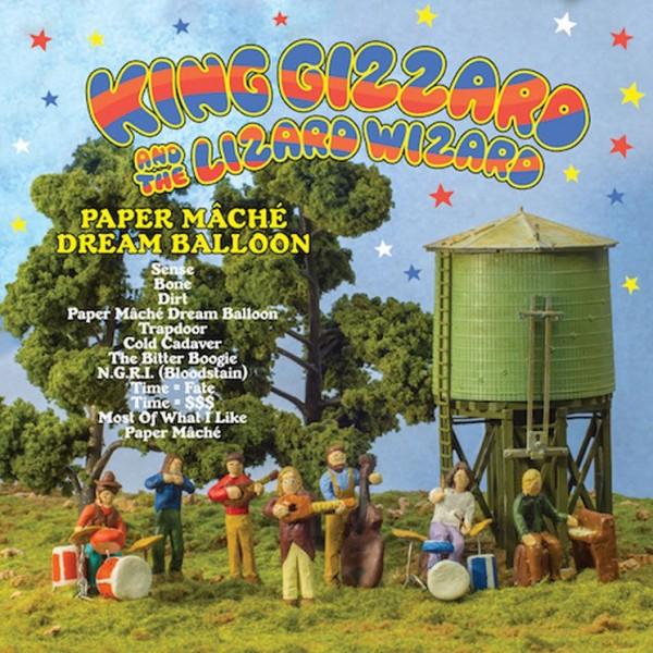 kinggizzard-paper mache2
