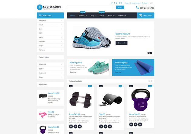 20 Best Free Responsive Website Templates Suited for Multiple