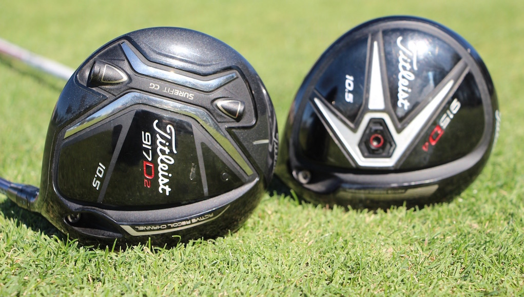 917 vs 915 Results from the Ultimate Titleist Driver Fitting