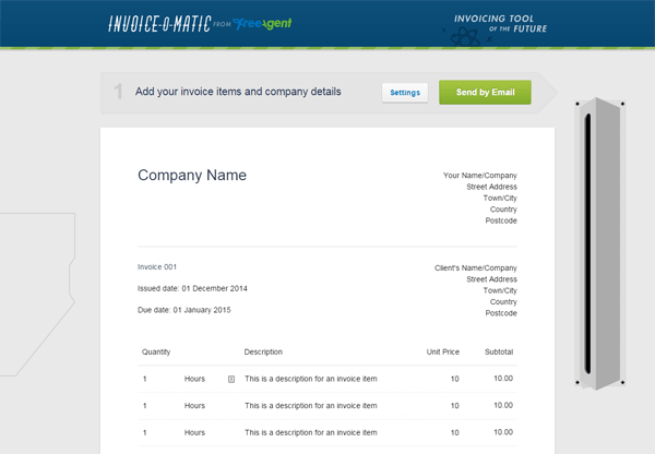 The Top 12 Free Invoice Generators