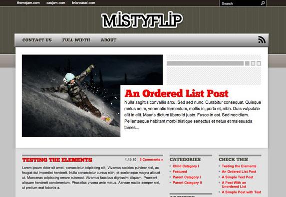 MistyFlip