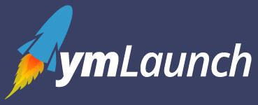 ym Launch Logo
